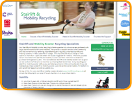 Stairlift Recycling