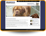 Web Developer for the Dean Brow Dog Kennels