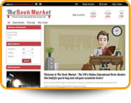 Web Developer for The Book Market